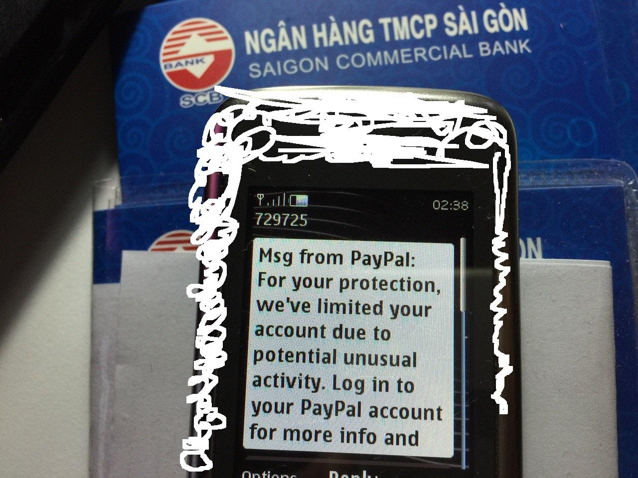 Kinh nghiệm sử dụng Paypal US khi kiếm tiền online tránh Limited